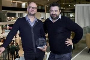 Puump,  lauréate du hackathon voiture connectée de Volvo Car