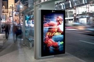 Les écrans d'affichage adoptent progressivement l'Ultra HD