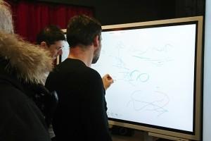 Avec Flip, Samsung pousse un paperboard au prix serré