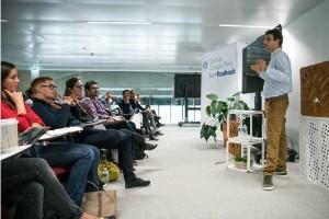 2ème édition du Startup Garage de Facebook à Station F