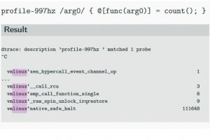 DTrace porté sous Linux sous licence GPLv2