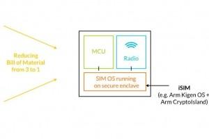 ARM travaille sur un SoC IoT avec une eSIM