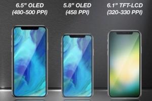 iPhone 6,5 et 5,8 pouces en 2018 : le point sur les rumeurs
