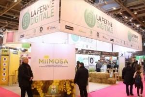SAP au Salon de l'Agriculture avec 20 start-ups du numérique
