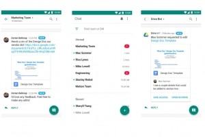 Avec Hangouts Chat, Google affronte Slack dans l'entreprise
