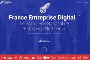 France Entreprise Digital 2018 : C'est parti !
