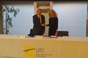 L'UTC et PTC s'associent autour de l'industrie 4.0
