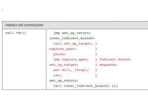 La suite de compilation LLVM 6.0 vient atténuer la faille Spectre
