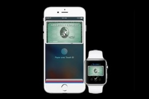 Apple Pay s'associe aux cartes American Express