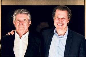 Jean-Louis Bouchard passe le relais à son fils Robert chez Econocom