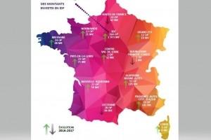 Les start-ups françaises web et tech ont levé 2,6 Md€ en 2017