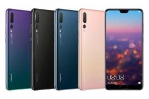 Huawei lance des P20 et P20 Pro peu inspirés