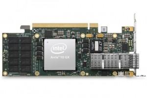 1ers circuits Intel FPGA dans des serveurs Dell et Fujitsu