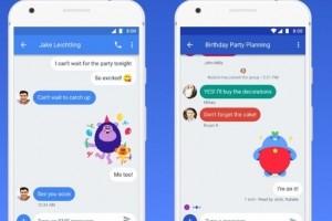 Google déclare la guerre aux SMS avec Chat