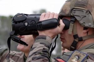 L'armée de terre valide les 1ers essais d'outils connectés