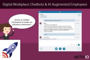 France Entreprise Digital : Découvrez aujourd'hui Digital Workplace Chatbots & AI Augmented Employees
