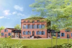 Un campus Eurécia près de Toulouse