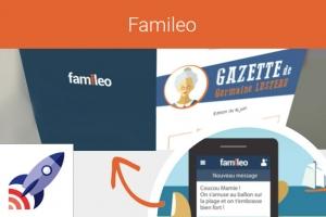 France Entreprise Digital : Découvrez aujourd'hui Famileo