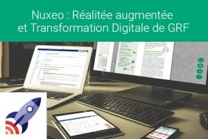 France Entreprise Digital : Découvrez aujourd'hui Réalité augmentée et transformation digitale de GRF