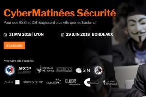 CyberMatinées Sécurité LMI en région : J-7