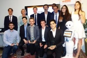 Défi H 2018 : Guidecam de l'ESILV remporte le Grand Prix