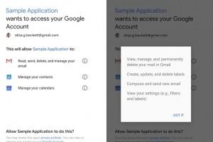 Les emails d'utilisateurs Gmail lisibles par des développeurs