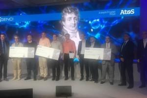 Prix Atos - Joseph Fourier 2018 : Les chercheurs récompensés