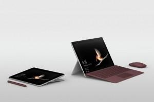 Microsoft lance la Surface Go, plus compacte et à moins de 400 € HT