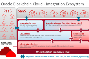 Oracle propose une plateforme blockchain sur Hyperledger Fabric