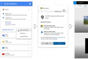 Vers une portabilité des données entre Facebook, Google, Microsoft et Twitter