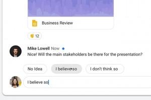 Google dope G Suite à l'IA pour tenter de rattraper Microsoft