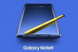Dernières fuites autour du Samsung Galaxy Note 9