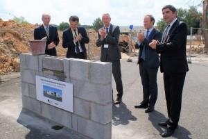 Atos construit à Angers un centre d'essais de supercalculateurs