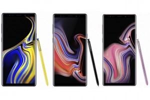 Samsung Galaxy Note 9 : un smartphone puissant orienté B2B