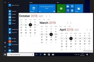 Les dates de fin de support de Windows 10 jusqu'en avril 2019