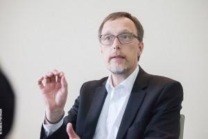 René Deist (DSI et Digital Transformer de Faurecia) :
