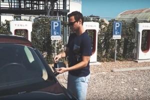 2 secondes et un peu de mat�riel suffisent pour pirater une Tesla S