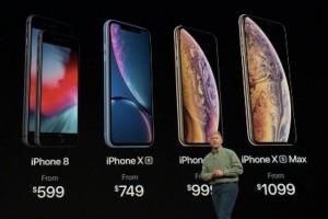 Les iPhone XS, XS Max et XR dopés par l'A12 Bionic et Neural Engine