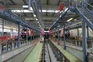 Le technicentre Paris-Nord de la SNCF mise sur la maintenance prédictive