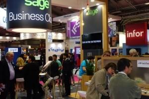 Salons Solutions 2018 : Les PME poursuivent la migration de leur ERP vers le cloud