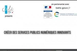 Un Mooc pour créer des services publics numériques innovants