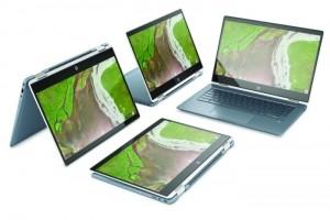 HP monte en gamme avec le Chromebook x360