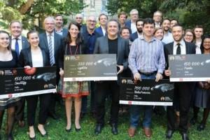 Les lauréats du Challenge AI Paris Region 2018 dévoilés