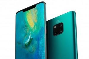 Les Mate 20 et Mate 20 Pro de Huawei en France le 26 octobre