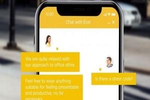 Talmundo lance un chatbot orienté intégration RH