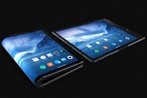 Royole présente le premier smartphone pliable du monde