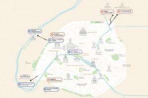 Le Palais des Congrès et 2 autres sites équipés d'un réseau IoT Hub One