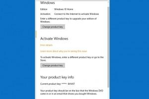 Des licences Windows Pro déclassées en Home suite à un bug