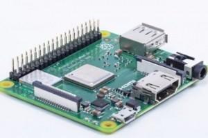 Un Raspberry PI Model A3+ allégé vendu 25$