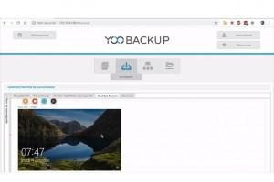 Avec OneClick Restart, Wooxo propose de restaurer les données en un clic